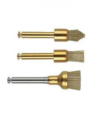 OCCLU BRUSH GOLD ASSORTED, 3'S-OB3-12-misc