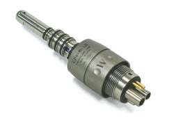 TwinPower 4-Hole LED Coupling CP4-W-LD w/ water adjustment & light (6 Pin)-16-5354951-J. Morita