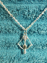 Bow/Arrow necklace