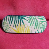 Tropical Leaf Barrette