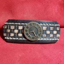 Clock Barrette
