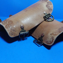Distressed Gear Bracers