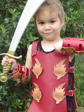 Red Dryad Armor