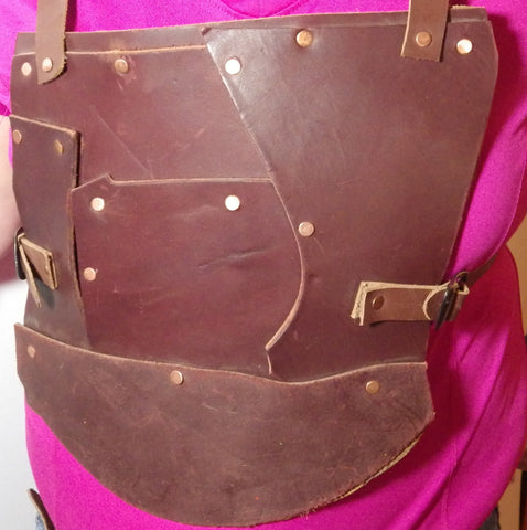 Patchwork Breastplate