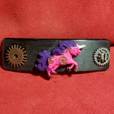 Unicorn Barrette