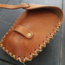 closure for leather butterfly pouch