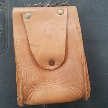 leather pouch back