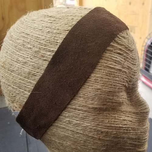 Soft Suede Headband