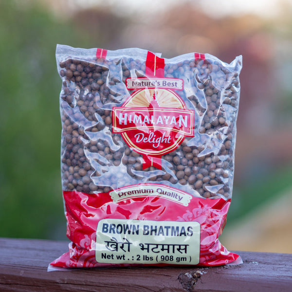 Himalayan Delight Brown Bhatmas