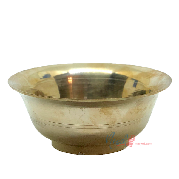 Chares ko Kachaura (Brass Bowl) - Excludes Free Shipping