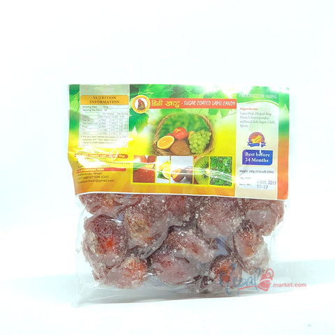 Chini Khattu Titaura (Sugar Coated lapsi candy)