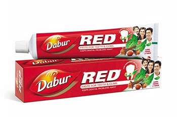 Dabur Red Paste – One of the Best Ayurvedic Toothpaste