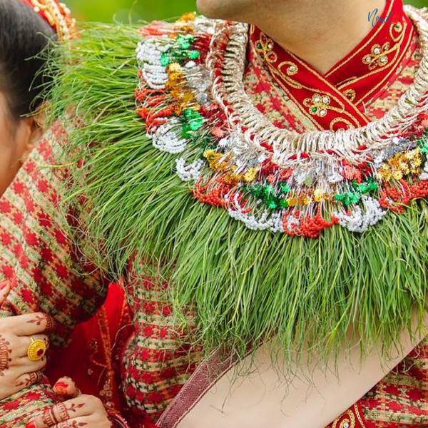 Dubo Ko Mala (Wedding Garland) - Excludes Free Shipping