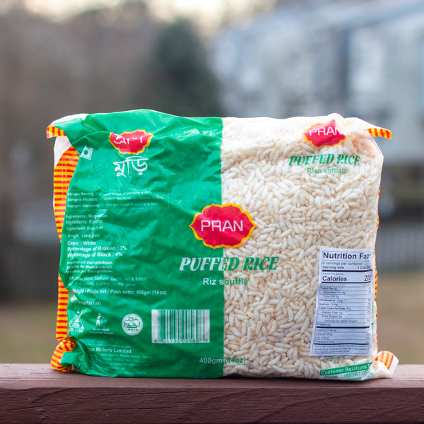 Pran Puffed Rice