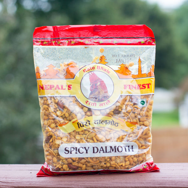 Piro Dalmoth (Spicy Dalmoth)