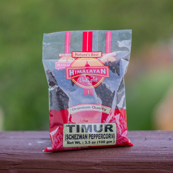 Himalayan Delight Timur Whole (Schezwan Peppercorn)