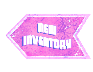 New Inventory!