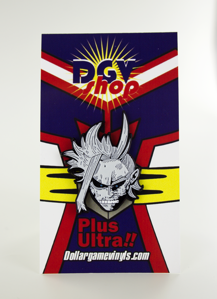 Toshinori/All Might Pin