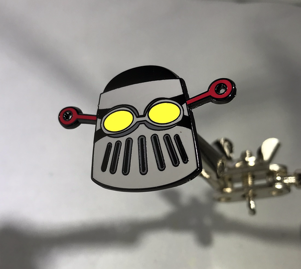 Mechanist and Antagonizer Pins and Stickers
