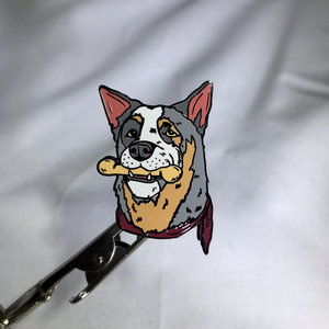 Mad Max Dogmeat Pin