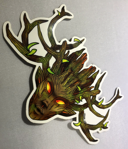 Spriggan Matron Sticker