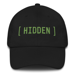 Hidden Dad hat
