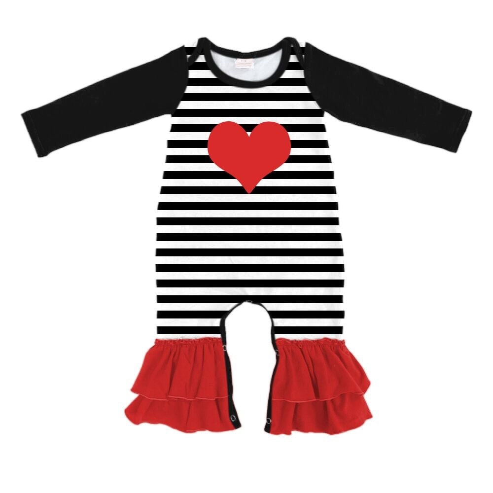 Heart of Hearts Romper