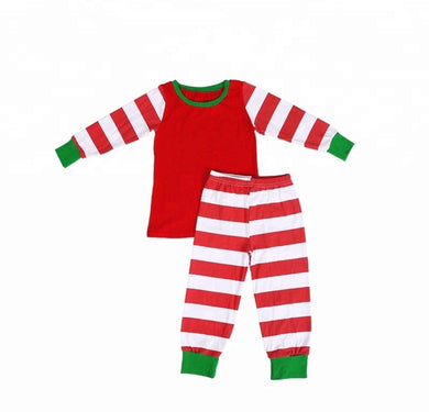 Striped Festive Jammies
