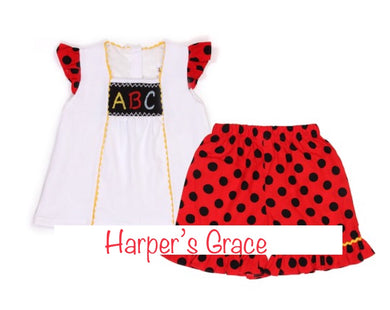 Girl's ABC Set