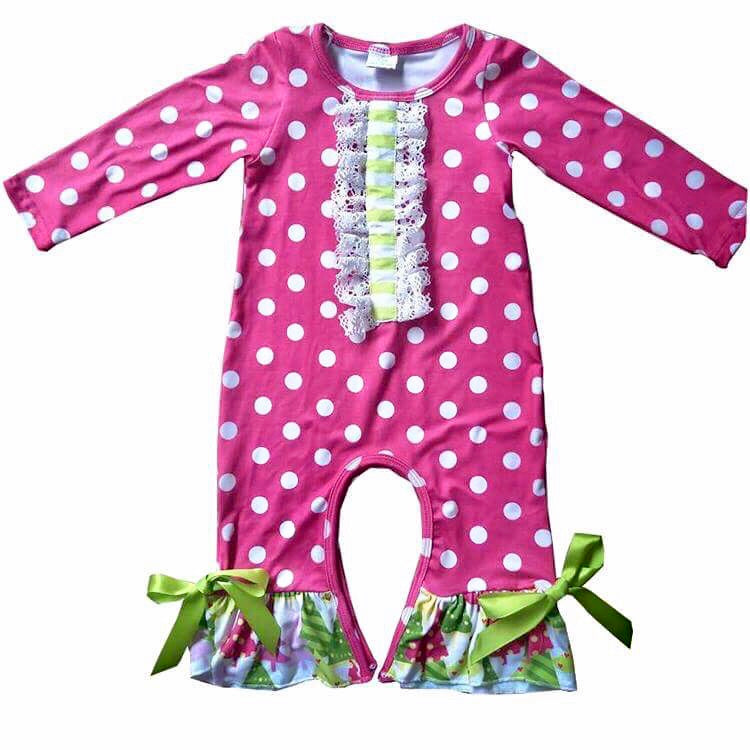 Candy Land Forest Romper