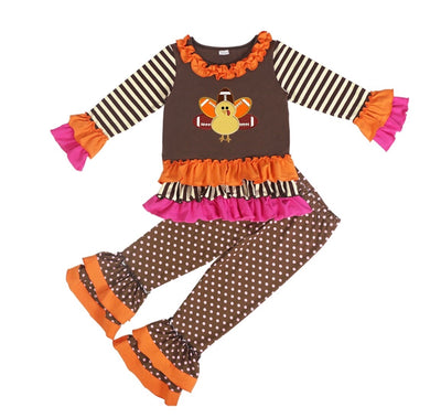 Girlie Turkey Football Set