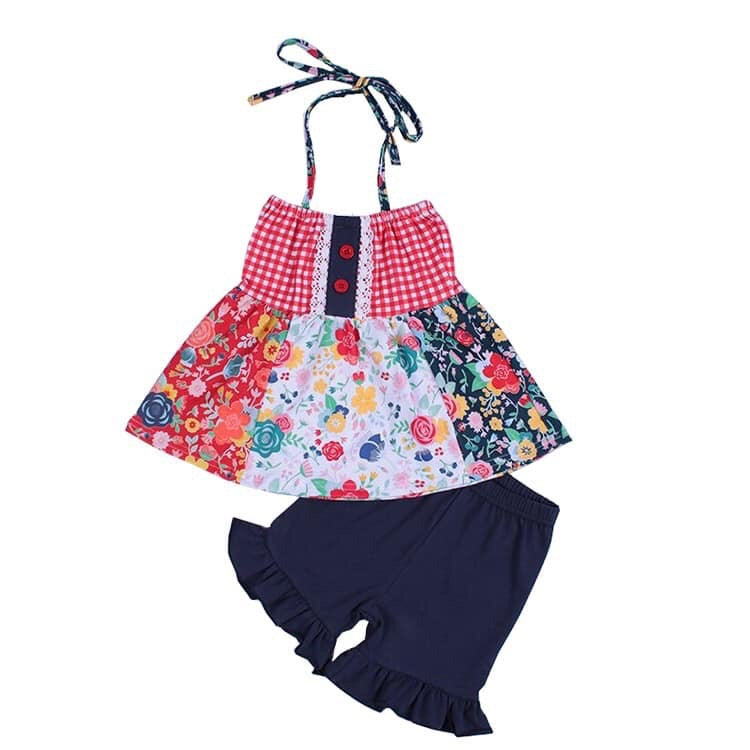 Piper's Wildflower Picnic Set