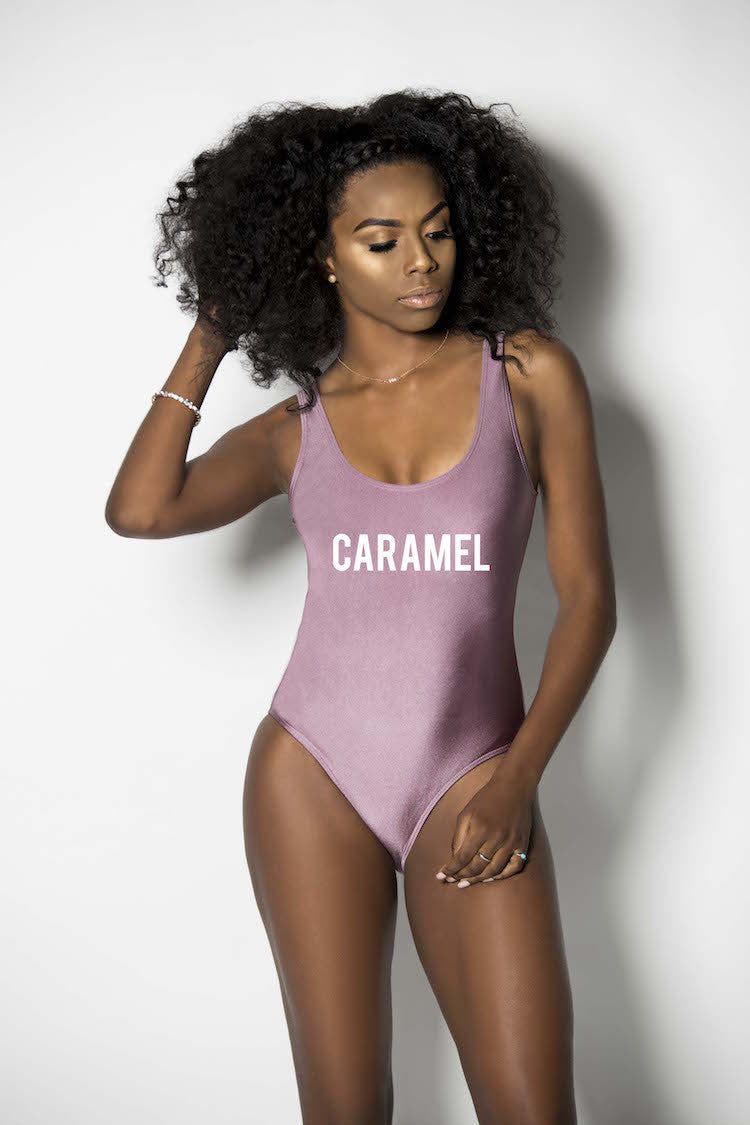 CARAMEL Monokini (MORE COLORS)
