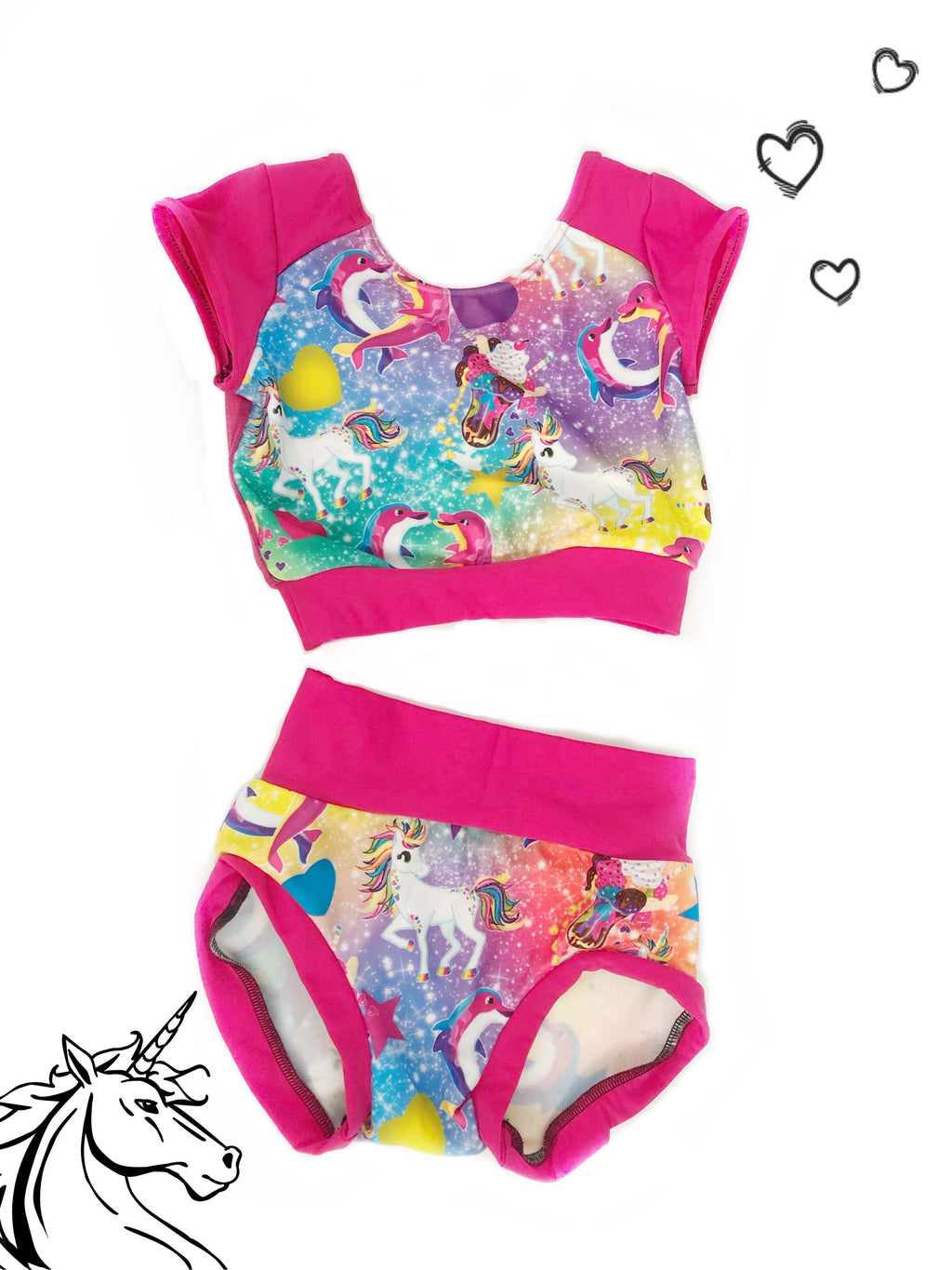 #45 - Lisa Frank Lucy Set Betty Harlow