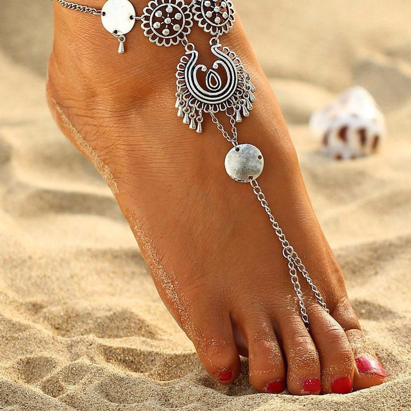 Yoga Ankle Bracelet - Yoga Beach