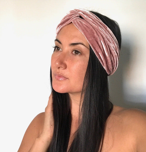 Turban Headband - Cream