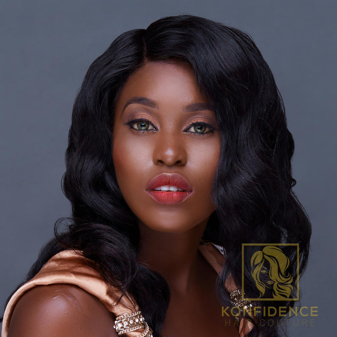 Konfidence Chic Body Wave hair extensions