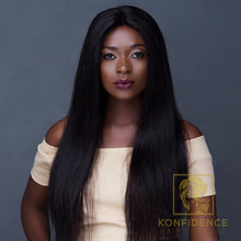 Chic Natural Straight Weft
