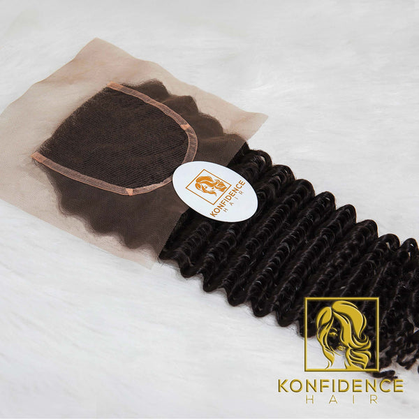 Chic Jheri Curls 4x4 Closure