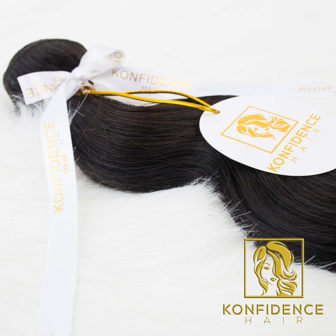 Chic Natural Straight 4x4 Closure