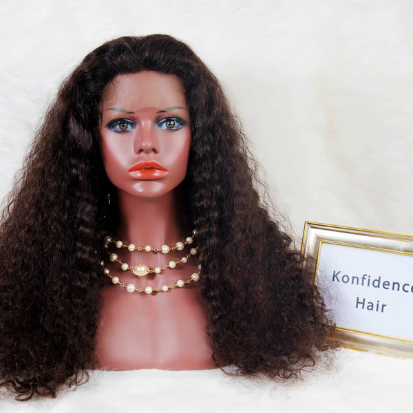 Mona Wig (Lavish Deep Wave)