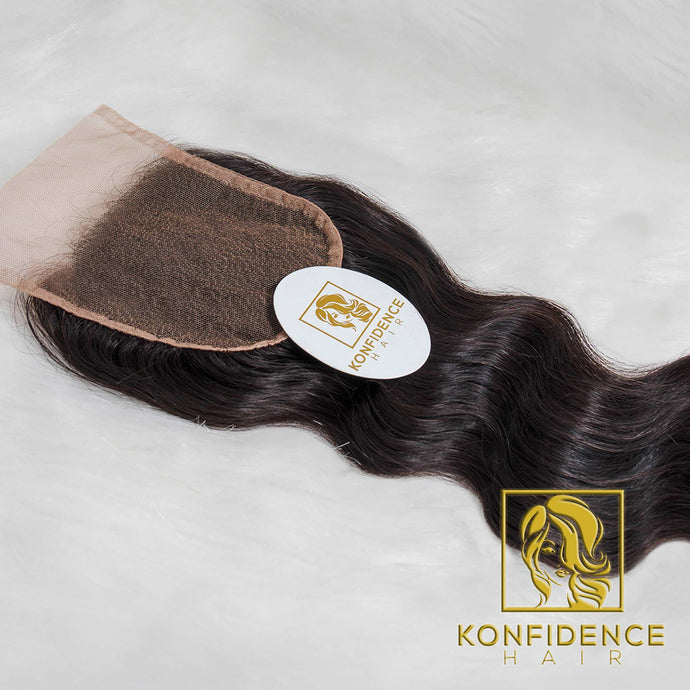 Opulent Body Wave 4x4 Closure