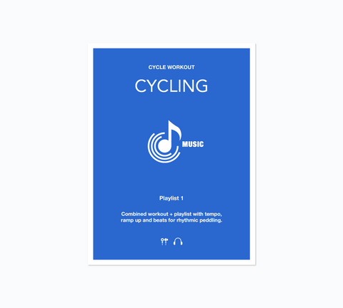 Cycling - Playlist 1