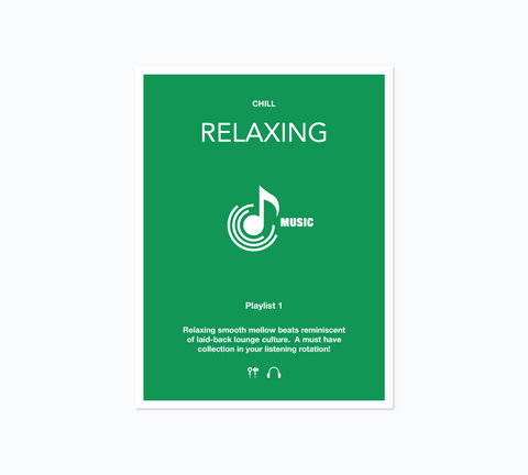 Relaxing - Playlist 1