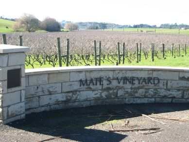 New winery of the month... Kumeu River from West Auckland