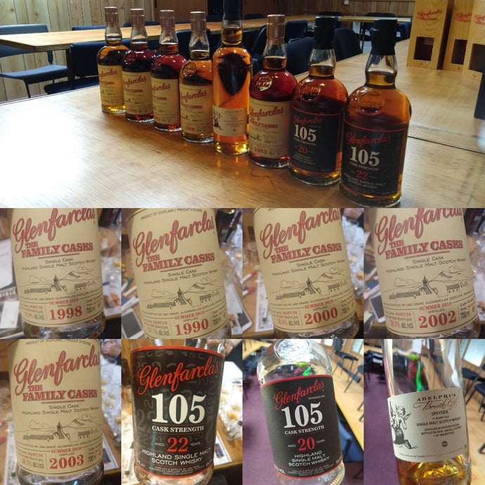 A Glenfarclas family affair...