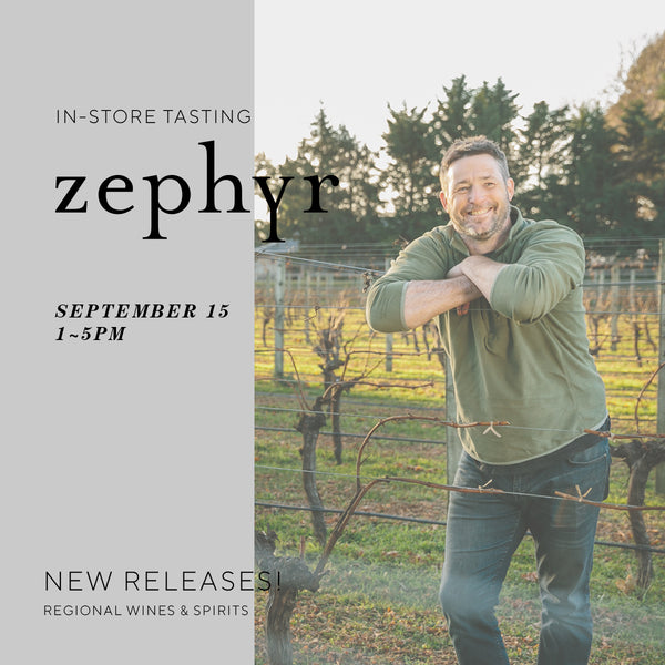 A decade of dry Riesling – and more from Zephyr Win