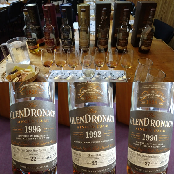 Golden Brown - GlenDronach with Daniel Bruce McLaren - Monday 24 and Tuesday 25 September