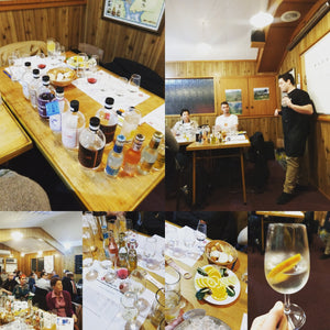 Four Pillars Gin Tasting with James Irvine at Regional Wines