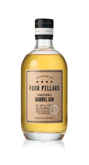 FOUR PILLARS GIN CHARDONNAY CASK FINISH 700ML